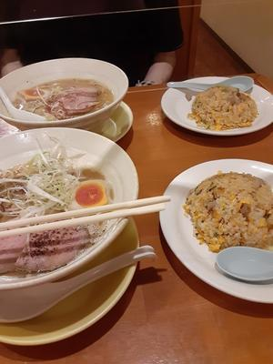 麺元素~🍜🍥恋人💑😍と食べに行った~👍 -