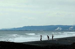 鳴き砂の浜・・・・ - 北の旅人日記