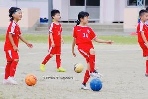【U-10 ミヤテレ杯 泉ブロック予選】初日は1勝1敗 July 24, 2021 - DUOPARK FC Supporters