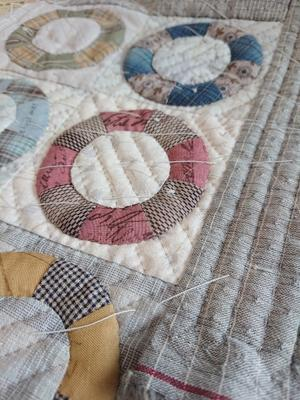 Circle  within Circle  のトートバッグ  2 - +petit+