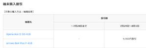 どちらを買うべきか 1.2万円で買えるXperia Ace2とarrows Be4Plus 狙い目比較 - 白ロム中古スマホ購入・節約法