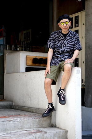 ■ STACK Today's Style - Backcountry in LIFE