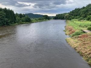 2021.7.28  米代川鮎情報 No.3 - 米代川鮎情報