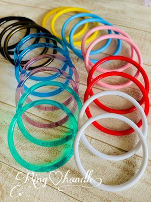Colorful?Ring handleとも一緒に・・・mamaごとな時間♪ - Oh!MaMagoto  ***MaMan*s idée***