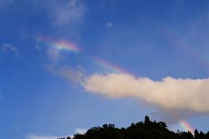 梅雨が明けた次の日・頓原にて -