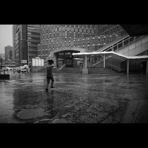 駆け出せ新橋サラリーマン - 正方形×正方形