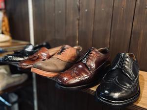 マグネッツ神戸店 7/31(土)Superior入荷! #4 Leather Shoes & ToteBag!!! - magnets vintage clothing コダワリがある大人の為に。