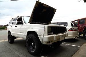 お返し準備のTJとXJ - TrampCAR SQUARE ~Jeep wrangler~ [TS]