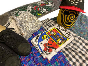 「 1980'S SK8&SURF 」 - GIANT BABY    used&vintage clothing & culture & happy