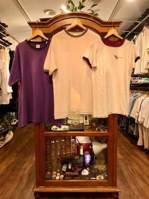 リンガーTシャツ&ヘンリーネックTシャツ - 町田の古着屋ULTRABO(ウルトラボ)-staff blog-