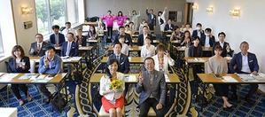 橋本美帆様「ひとつながり」 - 名古屋市中央倫理法人会のブログへようこそ