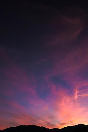 優しい夕空 -