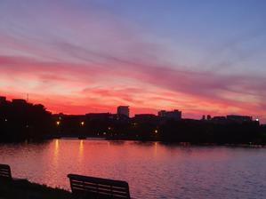 Sunset - my sweet days