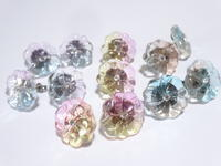おはじきみたいなピアスたち - Iris Accessories Blog