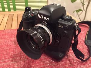 NIKON D1Xを持って - カメラとワインと時々・・・・