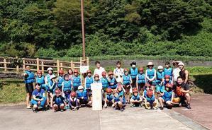 子どもゆめ基金活動二日目…今日も川遊び - 山村留学の町や村からー山本光則