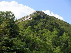 中部山岳 餓鬼岳見参 悪路の白沢から餓鬼岳へ     Mount Gaki in Chūbu-Sangaku National Park - やっぱり自然が好き