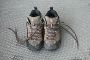 この靴で - そらいろのパレット