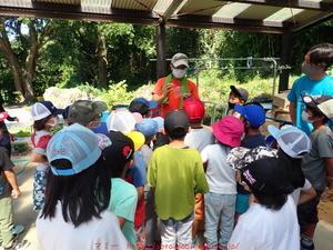 2021年7月30日学童さん いしだけ園 - 衣川圭太の外遊び日記と一般社団法人マミー(マミー保育園・マミー学童クラブ)の出来事