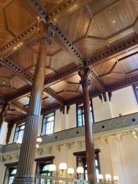 旧銀行建物好きとしては - うつわ愛好家 ふみの のブログ