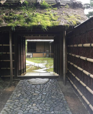 八月に入りました - g's style day by day ー京都嵐山から、季節を楽しむ日々をお届けしますー