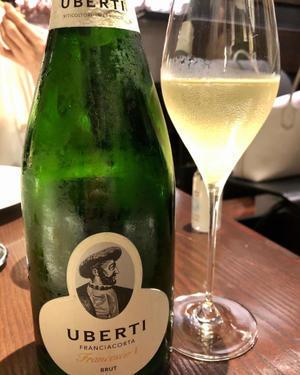 Franciacorta UBERTI Brut - Champagne and more ...
