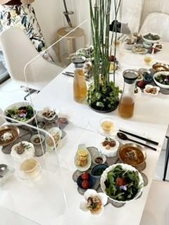 お教室無事に終了 - 今日も食べようキムチっ子クラブ (料理研究家 結城奈佳の韓国料理教室)