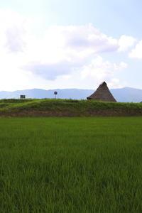長野そぞろ歩き・野沢温泉:岡ノ峰遺跡 - 日本庭園的生活