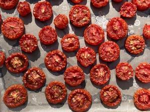 今年もセミドライトマト祭り - YUKKESCRAP