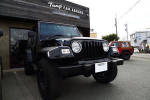 TJとシエラのご納車完了 そして今日はJLUのお引上げに - TrampCAR SQUARE ~Jeep wrangler~ [TS]