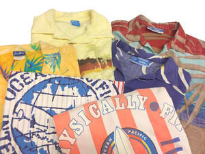 「 1980's OCEAN PACIFIC 」 - GIANT BABY    used&vintage clothing & culture & happy