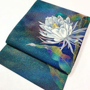 [逸品]一年に一度しか咲かない神秘的な花 - 着物Old&Newたんす屋泉北パンジョ店ブログ