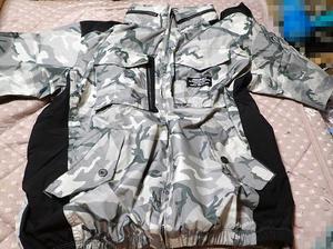 パーカータイプ空調服を買ってみた。2021年8月3日(火) -
