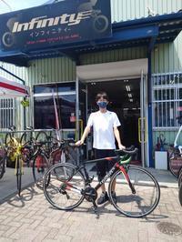 兵庫で出会ったウィリエールオーナーさん - 服部産業株式会社サイクリング部(3冊目)