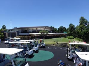 垂水ゴルフ倶楽部で、ゴルフ -