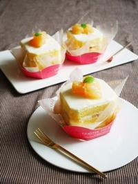 桃のショートケーキ♪ - This is delicious !!