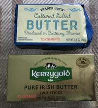 おフランス製、トレジョのバター - ののち幾星霜