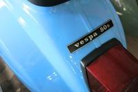 ベスパ50S@納車整備~~~~~。 - 東京ヴェスパBlog