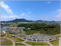 空から見た風景(2021)-05 赤羽根海岸上空 - 野鳥の素顔 <野鳥と日々の出来事>