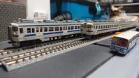 【模型】JR九州発足直後の通勤電車 - 妄想れいる・・・私の妄想交通機関たち