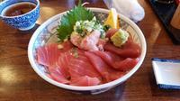 小田原港で海鮮丼 - 日々是好日 Blog(裏話的な何か)