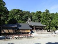 宇摩志麻遅命(うましまぢのみこと)の墓 物部神社 - 蘇える出雲王朝