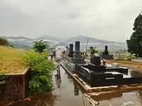 兼業農家のお墓参り - 浦佐地域づくり協議会のブログ