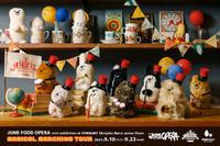 9/10~9/22 JUNK FOOD OPERAさん mini exhibition 【MAGICAL MARCHING TOUR】 開催のお知らせ - FEWMANY BLOG