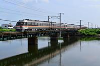 お盆の日光川橋梁 - HIROのフォトアルバム