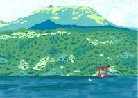 好みはそれぞれ タイミングにも依る - たなかきょおこ-旅する絵描きの絵日記/Kyoko Tanaka Illustrated Diary