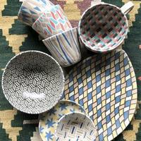 うめだ阪急さんでの個展 - irodori窯~pattern pottery~