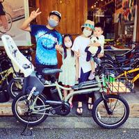 EZ ! BP02 !! パナソニック電動特集 Yepp ビッケ ステップクルーズ 電動自転車 おしゃれ自転車 チャイルドシート bobikeone BEAMS パナソニックez パナソニックbp02 - サイクルショップ『リピト・イシュタール』 スタッフのあれこれそれ