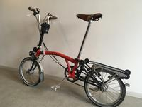 996.The Summary of my Brompton M3R - one thousand daily life