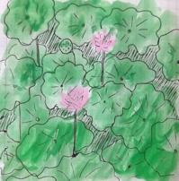 蚊に刺されまくりのここ最近 - たなかきょおこ-旅する絵描きの絵日記/Kyoko Tanaka Illustrated Diary